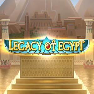 Legacy of Egypt Slot von Playn'Go