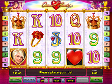 Queen of Hearts gratis spielen