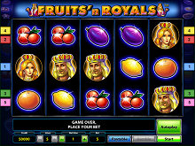 fruits´n royals