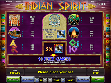 Indian Spirit Gratis spielen