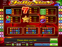 Jolly Star Gratis spielen